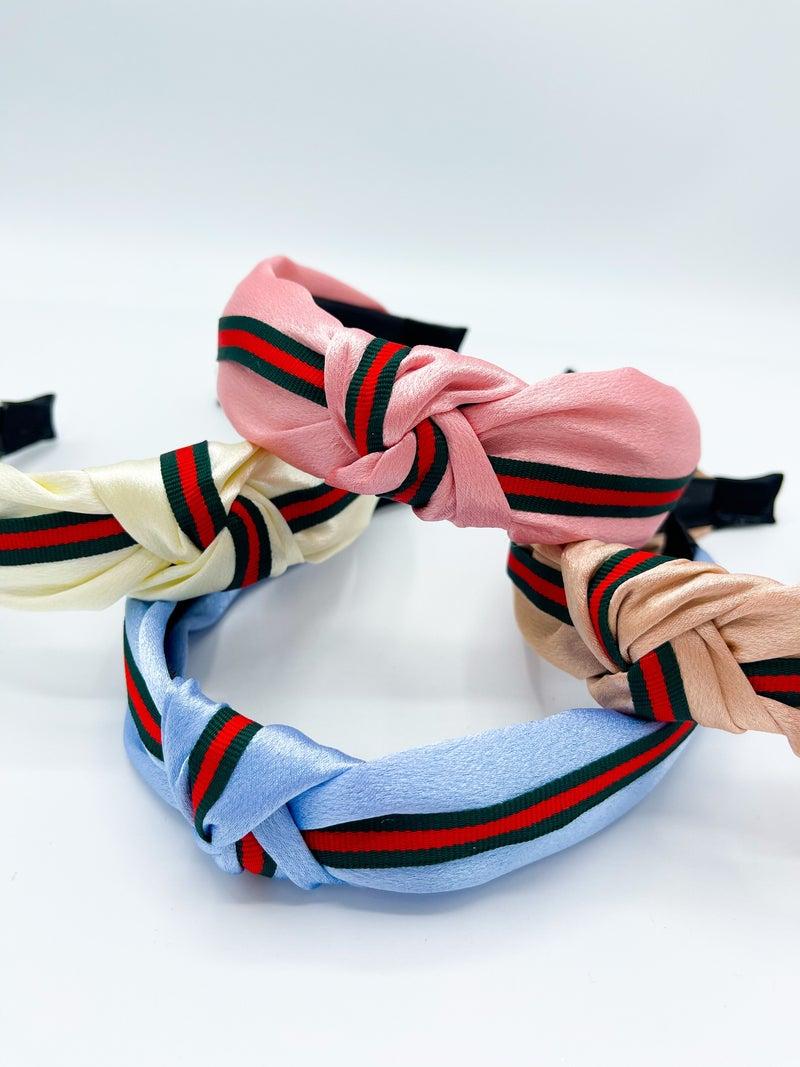 Gucci Inspired Silk Headband