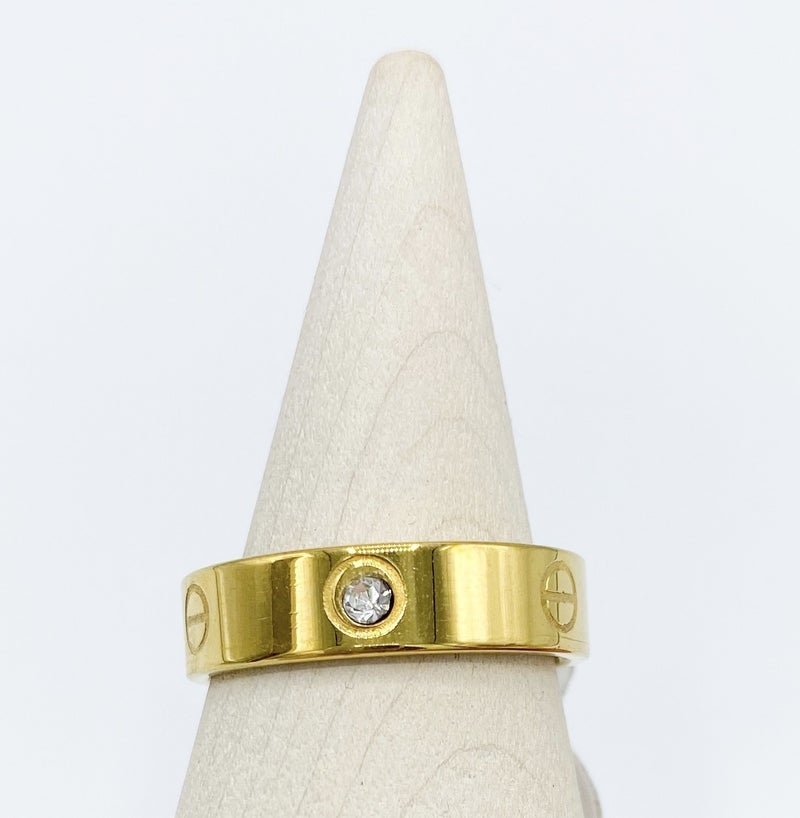 Cartier Knockoff Ring
