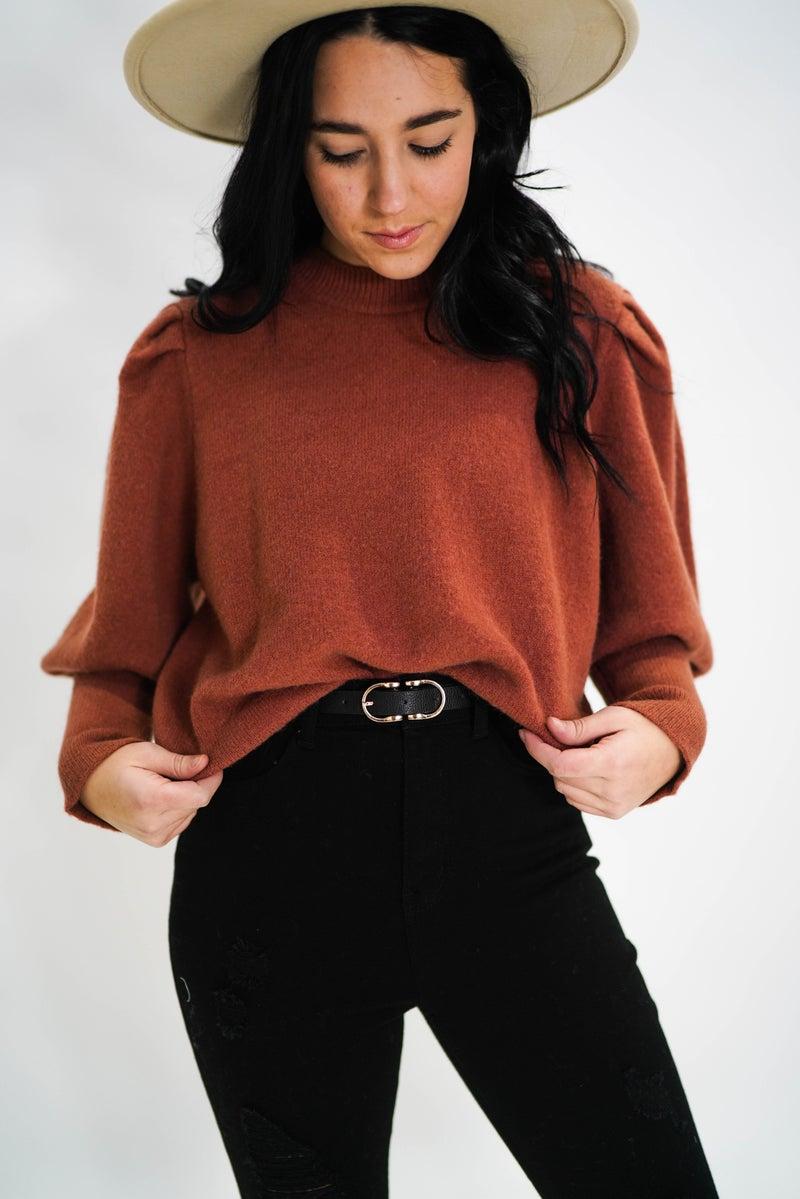 The Sally Sweater *Final Sale*