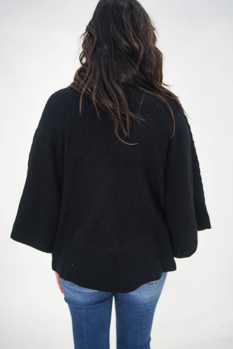 The Spade Sweater