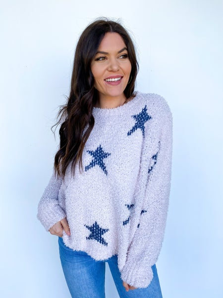 The Rimi Star Crew Sweater *Final Sale*
