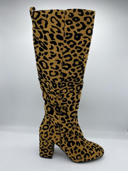 Cheetah Boot *Final Sale*