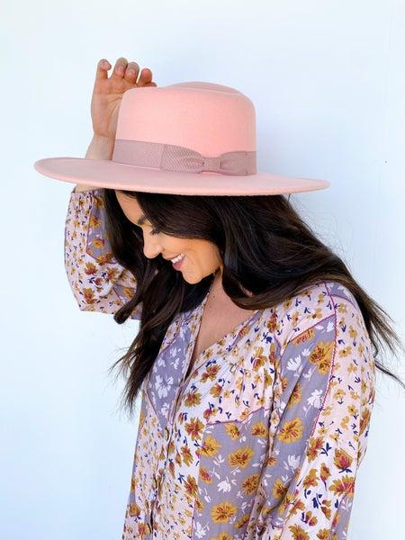 Jessie Felt Hat