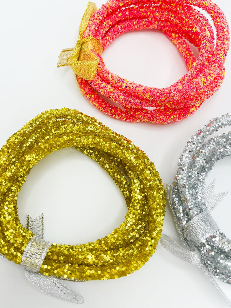 Glitter Bracca Bangle Set
