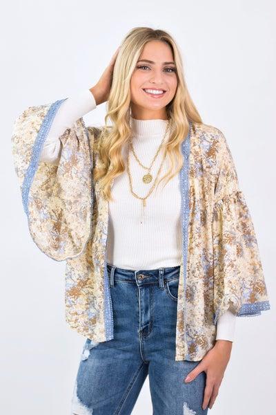 She's So Boho Kimono *Final Sale*