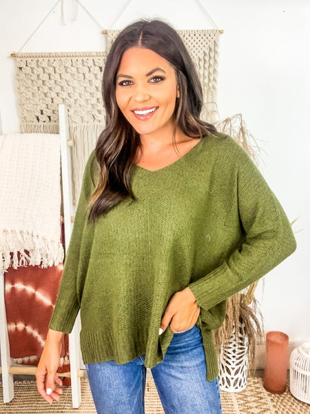 The Lily Lightweight Sweater *Final Sale*