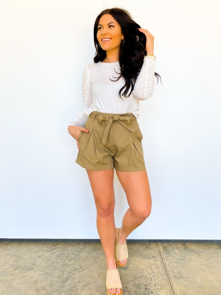 Our Saturday Short Khaki