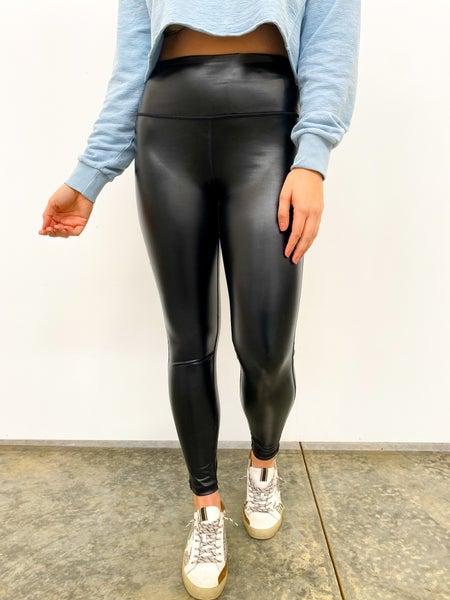 The Marathon Leather Legging