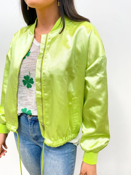 St Paddy Party Jacket *Final Sale*
