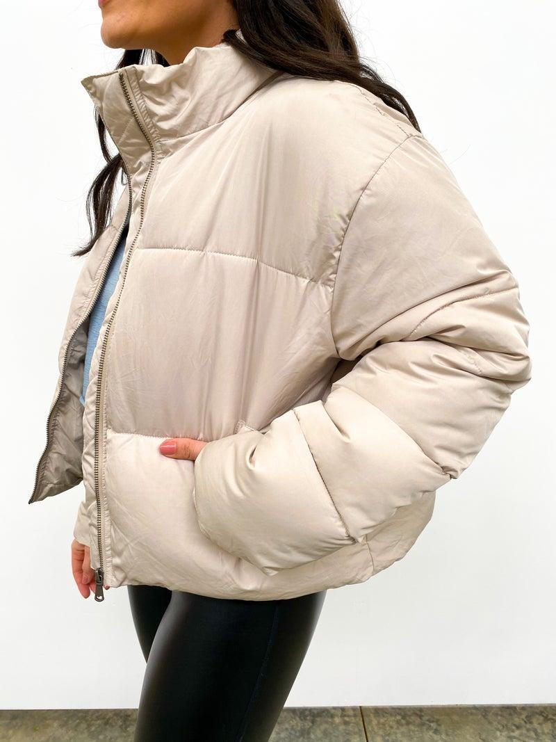 Take A Hike Puffer Jacket