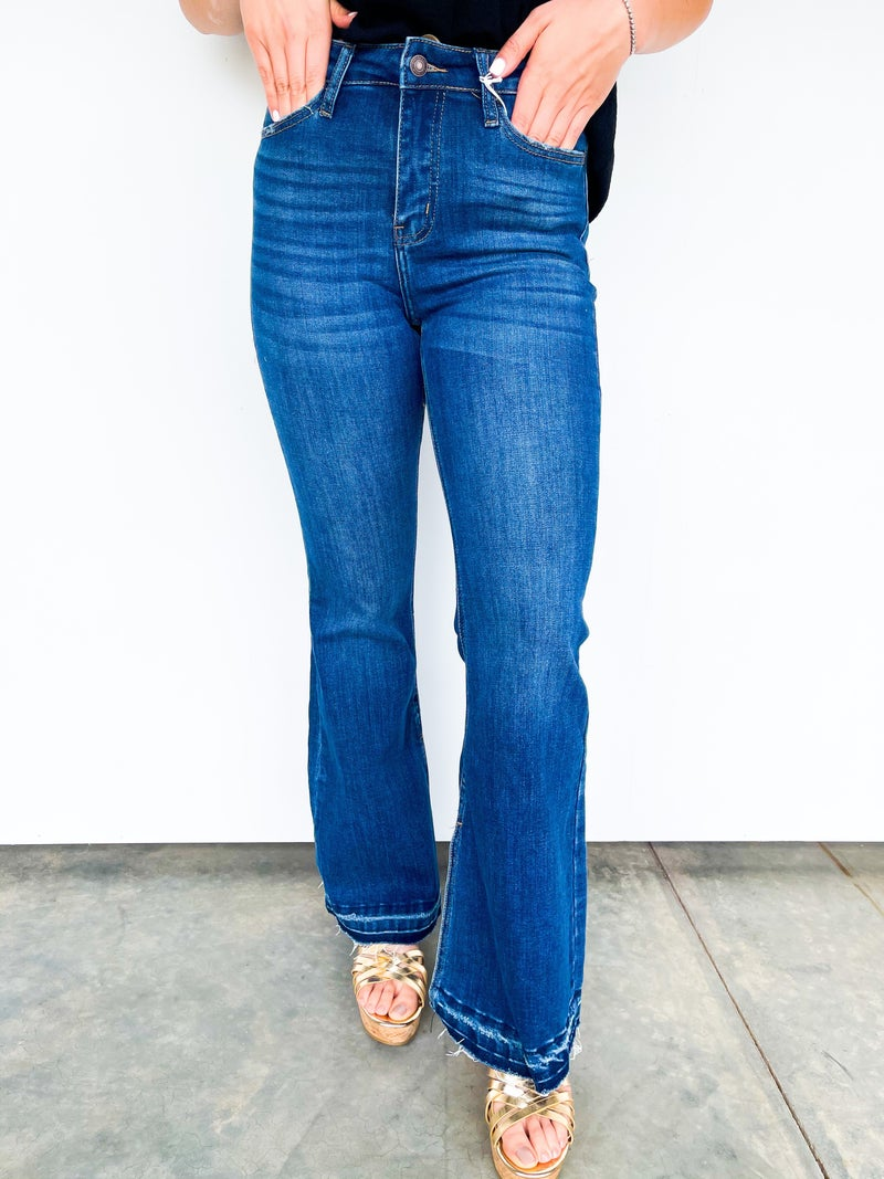 The Creedence Flare Jean