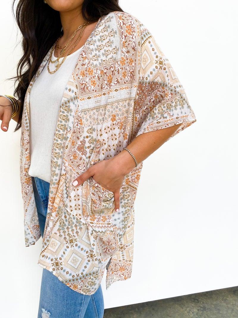 The Kiko Kimono