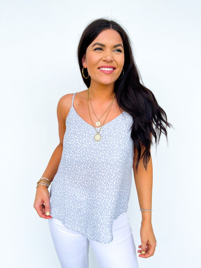 The Quinn Dotted Tank