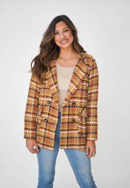 The Clueless Coat *Final Sale*