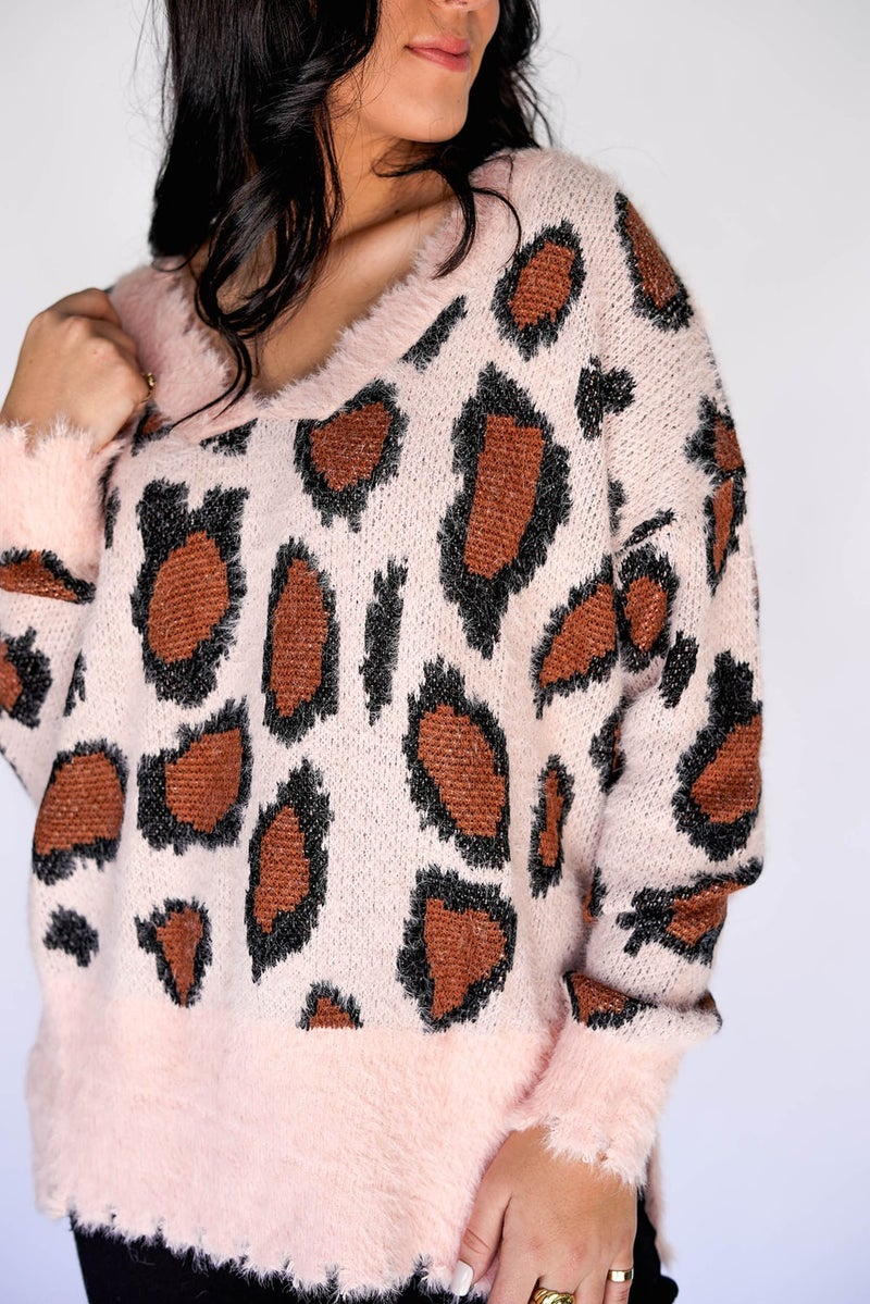 Take A Walk On The Wild Side Sweater