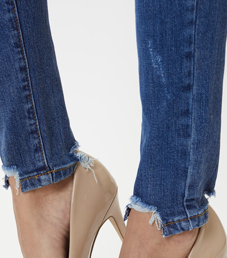 The Maverick Skinny Jean