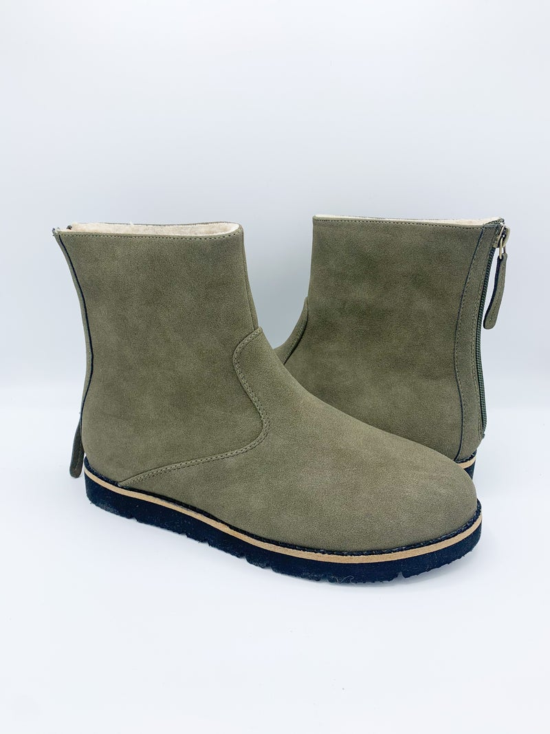 Tobin Olive Boot *Final Sale*