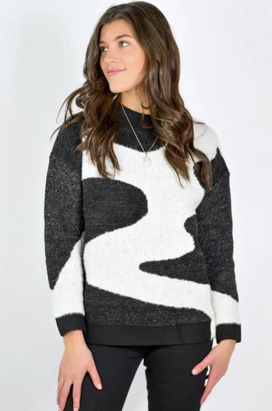 Millie Mohair Crewneck Sweater *Final Sale*