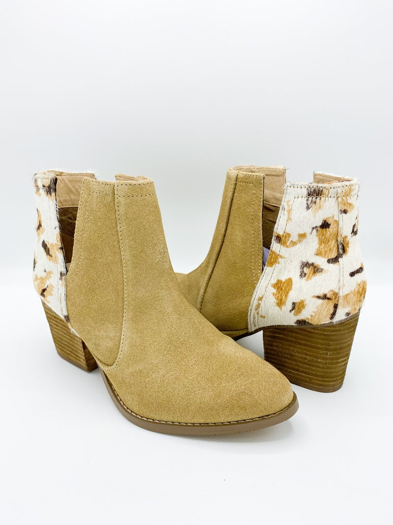 The Camilyn Bootie