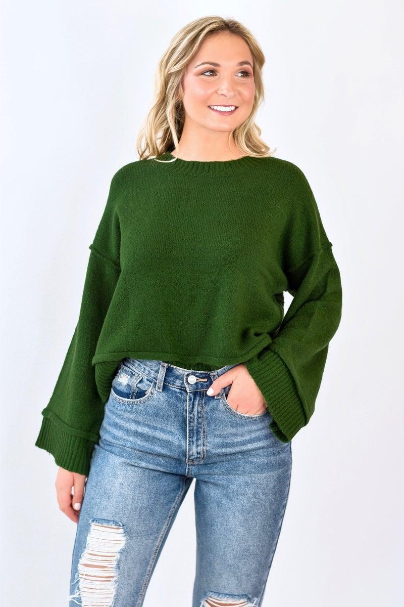 The Clara Classic Sweater *Final Sale*