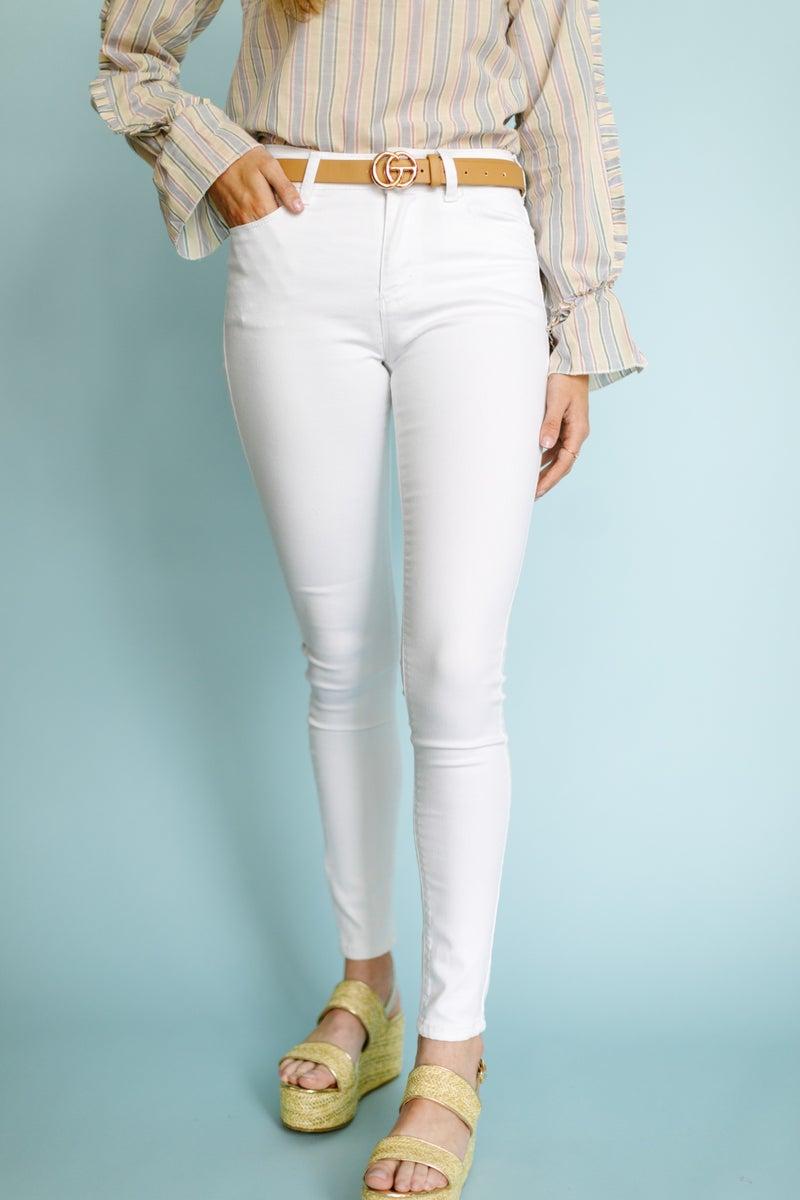 Ready For Spring Skinny Jean