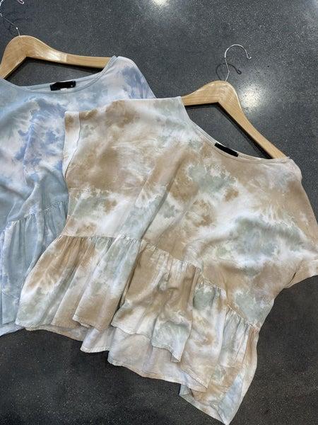 Cloud Dye Top