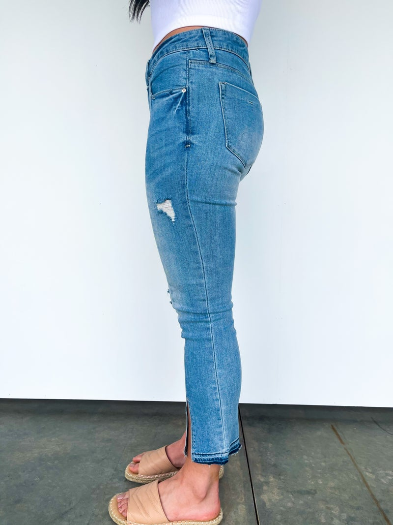 The Sofie Ankle Skinny Jean