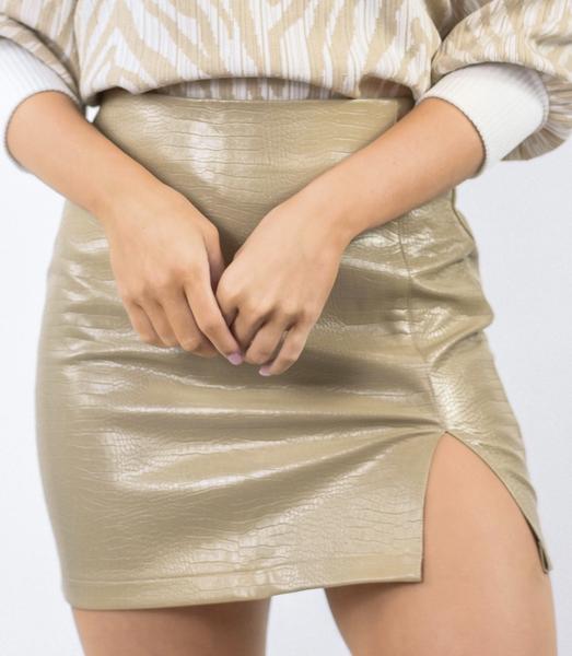 Emersyn Textured Skirt