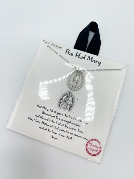 Hail Mary Necklace