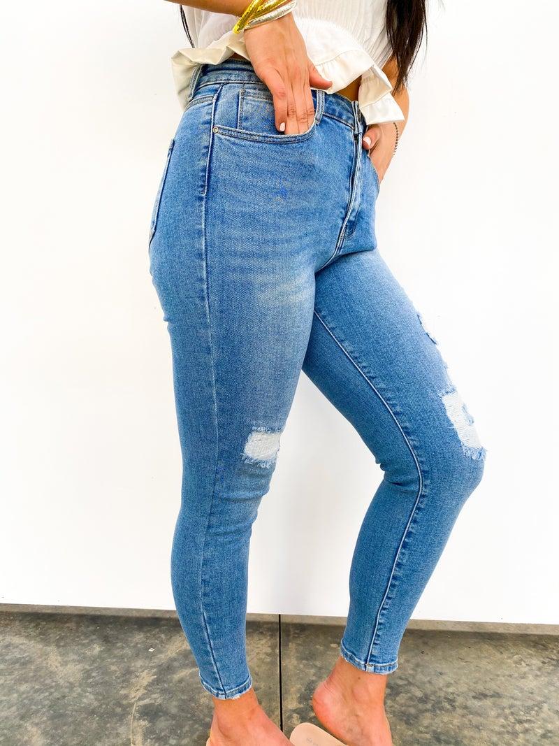 The Monroe WAX Jean