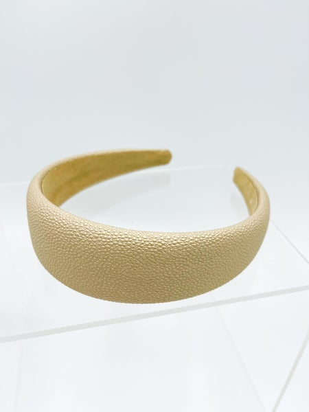 Meg Everyday Gold Headband
