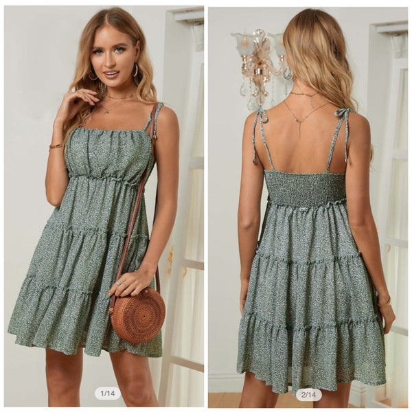 Candice Babydoll Dress