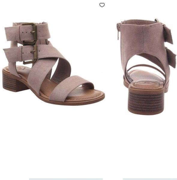Holly Strappy Sandal
