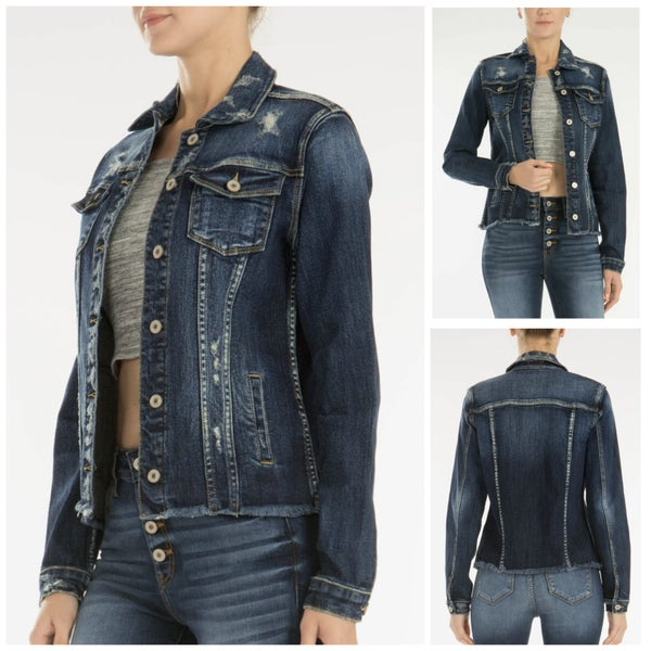 Nadia Denim Jacket