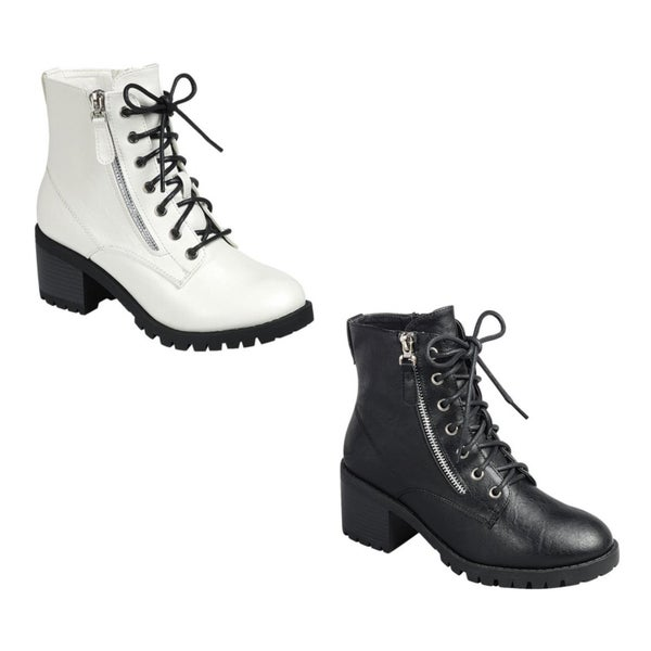 Chelsea Combat Boot