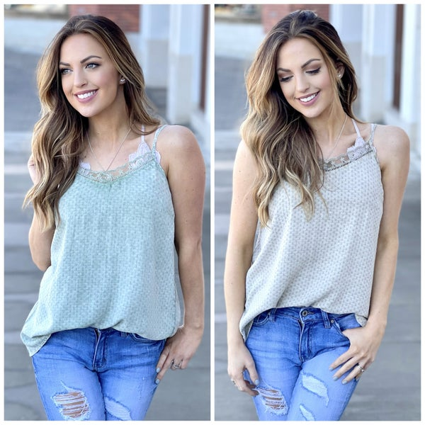 Lanie Lace Cami