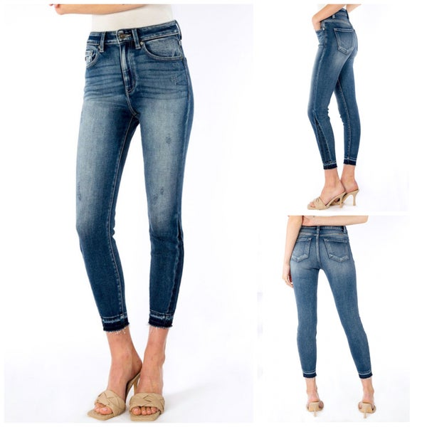 Colette High Waisted Denim
