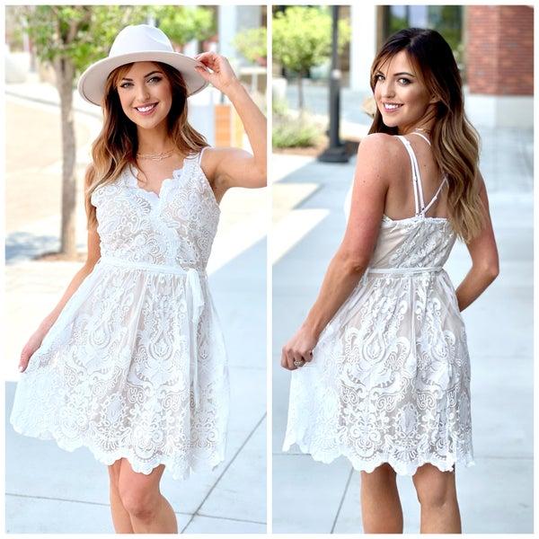 Genevieve Lace Dress
