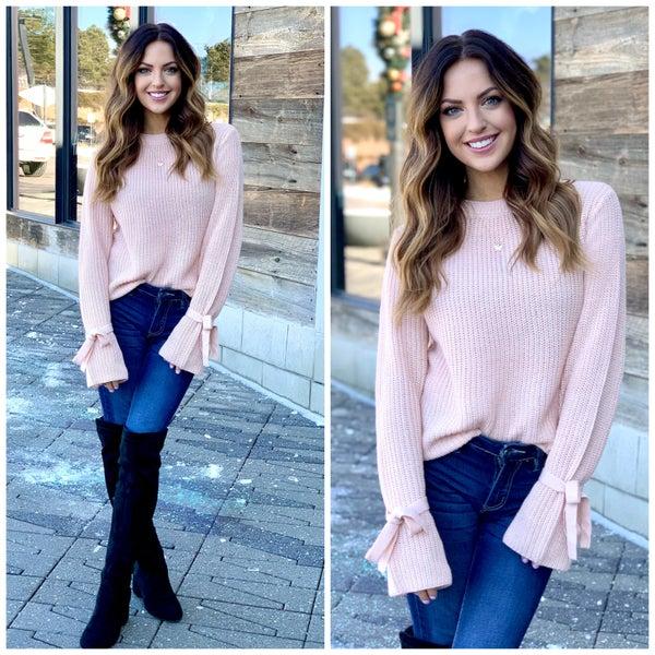 Kali Long Sleeve Sweater