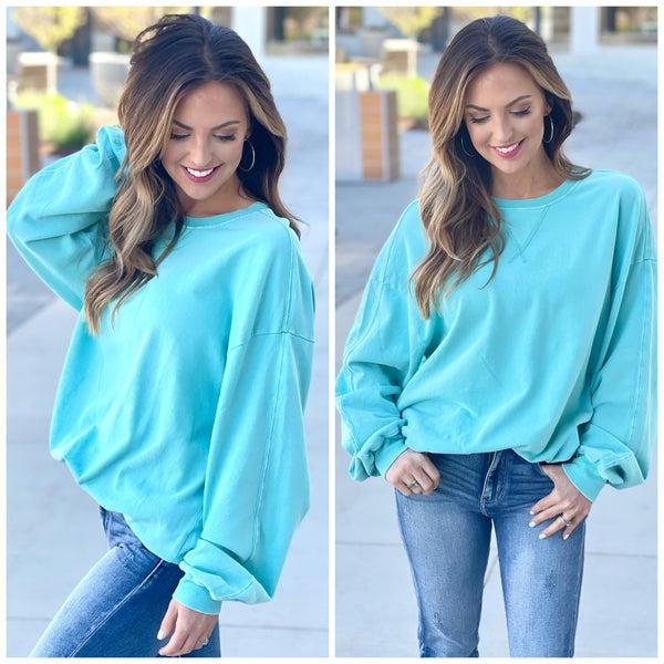Deanna Cozy Sweatshirt