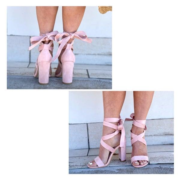 Isabella Ballet Heel