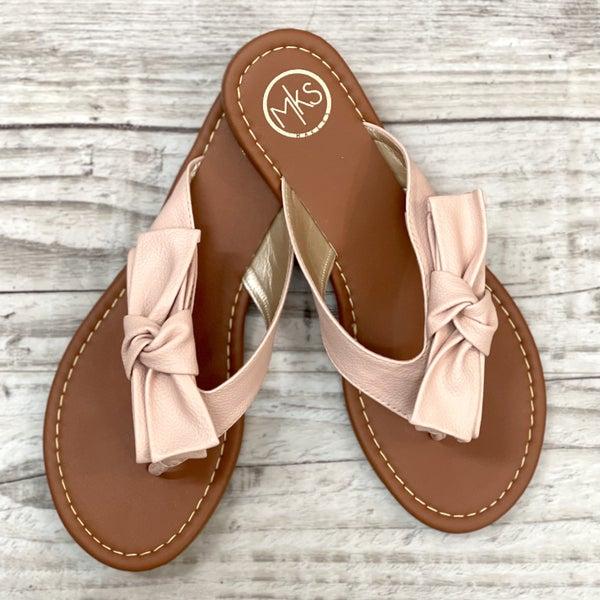 Side Bow Sandal