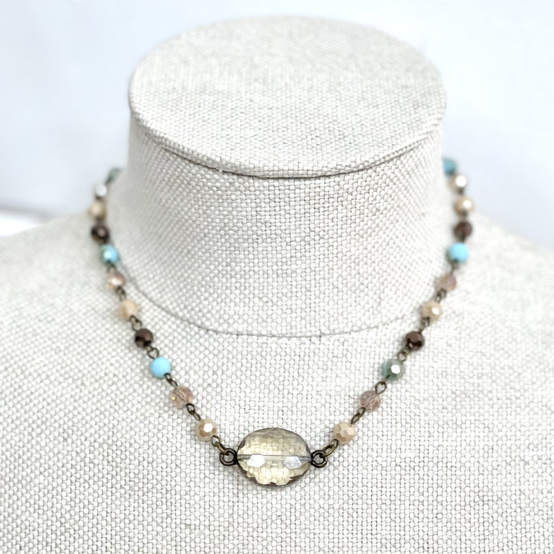 Multi Crystal Choker