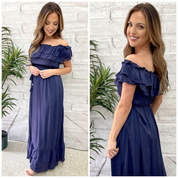 Priscilla Maxi Dress