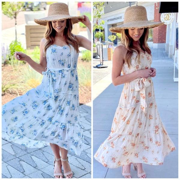 Jolene Midi Dress