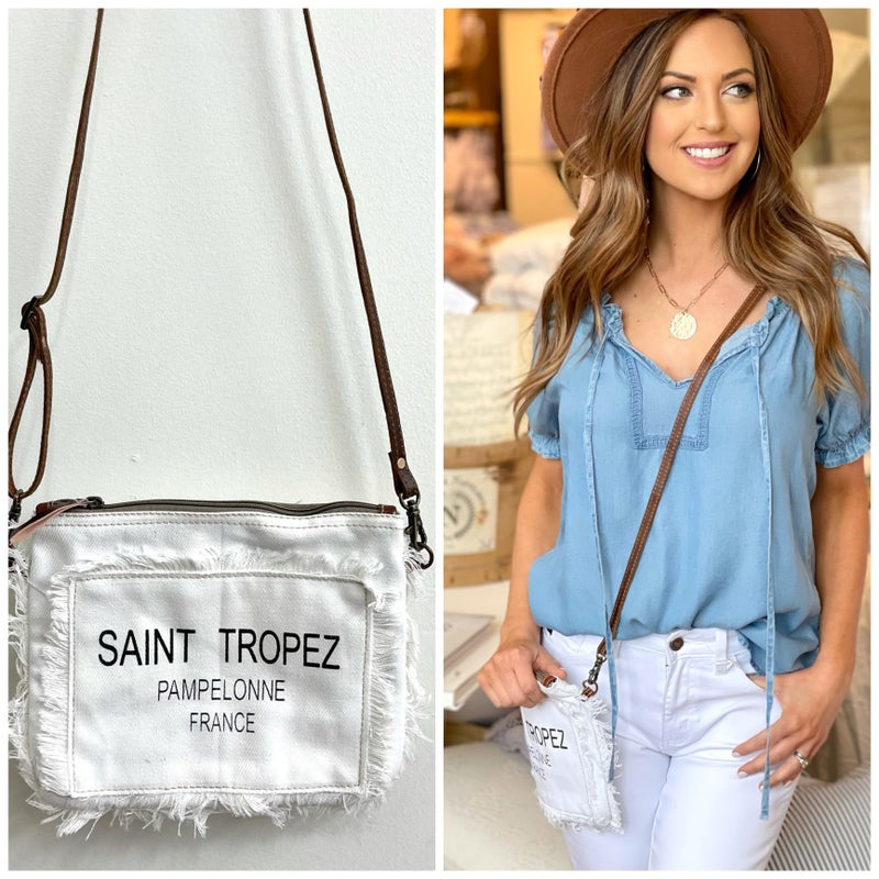 St. Tropez Crossbody Bag