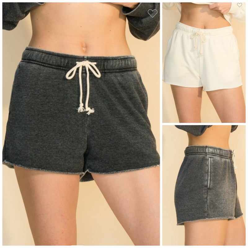 Cozy Lounge Shorts