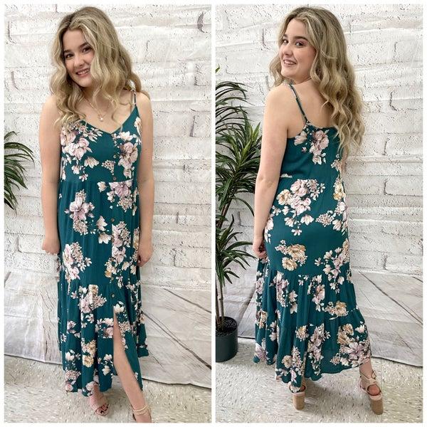 Harper Floral Maxi *Final Sale*