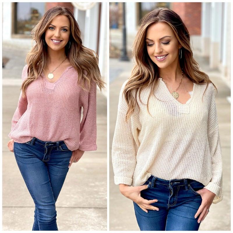 Malorie Sweater