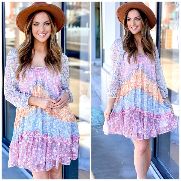 Sadie Boho Dress